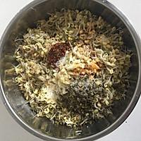 凉拌绿豆芽的做法图解3