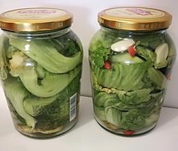 自制酸菜的做法