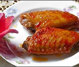 香酥鸡翅(电饼铛版)的做法