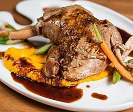 法式红酒烩鸡腿的做法