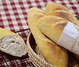 【无油无糖全麦面包】——COUSS CM-1200厨师机出品的做法