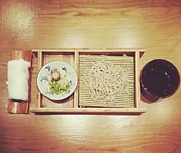 日式 荞麦面(第6次做)的做法