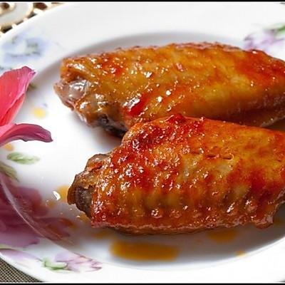 香酥鸡翅(电饼铛版)
