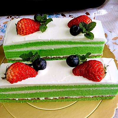 班兰酸奶蛋糕(水浴法,零失败)