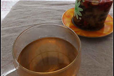 菊楂决明茶