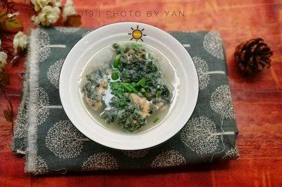 #精品菜谱挑战赛#紫菜鸡蛋汤