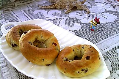 蔓越莓面包圈