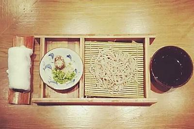 日式 荞麦面(第6次做)