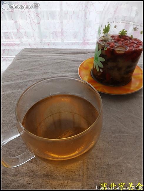 菊楂决明茶的做法