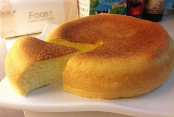 小电饭锅蛋糕(电饭锅戚风蛋糕)的做法