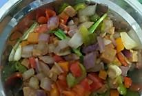 电饭煲鲜蔬大杂烩的做法
