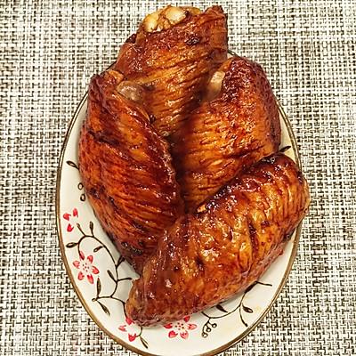 烤鸡翅(微波炉版)