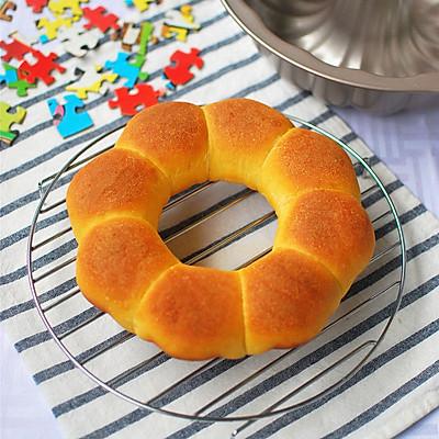 一款不需黄油的面包【红薯面包】