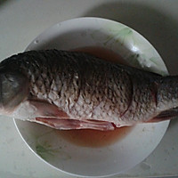 清蒸鲤鱼的做法图解2