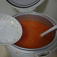 节后清肠进行时:胡萝卜南瓜糙米粥的做法图解6