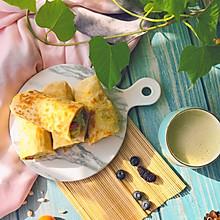 #憋在家里吃什么#美味早餐面食——鸡蛋灌饼
