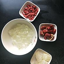 芦荟红枣枸杞汤
