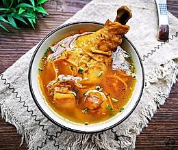 虫草花板栗鸡汤的做法
