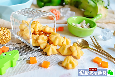 山药小泡芙——宝宝辅食