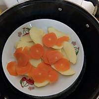 胡萝卜苹果泥的做法图解1