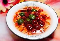 #元宵节美食大赏#可爱的水果汤圆的做法
