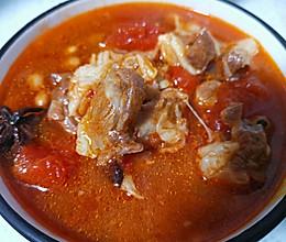 牛肉炖柿子|高压锅版超简单的做法