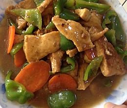 煎豆腐,家常豆腐的做法