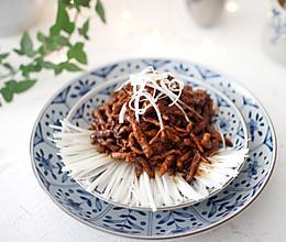 #多力金牌大厨带回家-北京站#京酱肉丝的做法