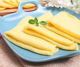 养胃小米鸡蛋饼 宝宝健康食谱的做法
