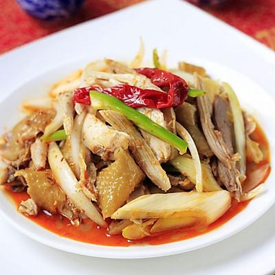 新疆正宗椒麻鸡