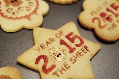 新年羊羊羊小饼干