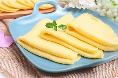 养胃小米鸡蛋饼 宝宝健康食谱