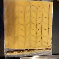 可可旋风蛋糕卷#金龙鱼精英100%烘焙大赛阿小宝战队#的做法图解18