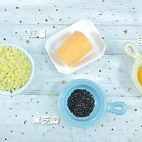 小米红薯条 宝宝辅食食谱的做法图解1