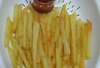 炸薯条(Hedy教你最简单美味的炸薯条)的做法