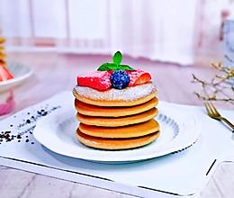 #一道菜表白豆果美食#咖啡松饼的做法