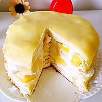 芒果千层蛋糕的做法图解11