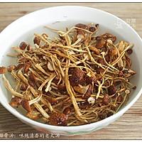茶树菇排骨汤:味纯清香的老火汤的做法图解6
