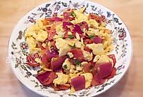 西班牙红肠炒蛋(chorizo)的做法