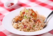 懒人版海鲜烩饭—捷赛私房菜的做法