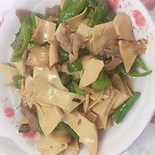 减肥餐-青椒豆皮