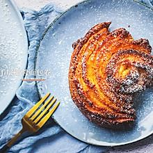 纯手工面包全教程·美味千层椰蓉卷