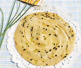 利仁电饼铛试用三--国民大爱的葱油饼的做法