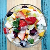 综合水果沙拉#丘比轻食厨艺大赛#的做法图解7
