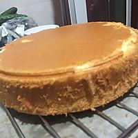 8寸蛋糕底胚基础做法的做法图解10