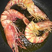 茄汁大明虾的做法图解3
