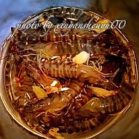 盐水基围虾#豆果魔兽季部落#的做法图解2