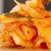 韩式泡菜饼的做法图解2
