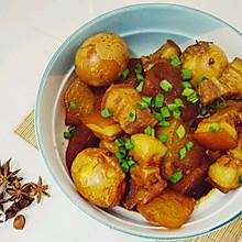 卤味十足,吃到扶墙走的一道菜