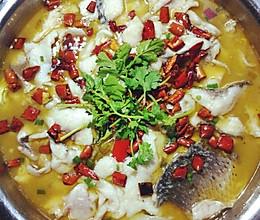 广州酸菜鱼的做法